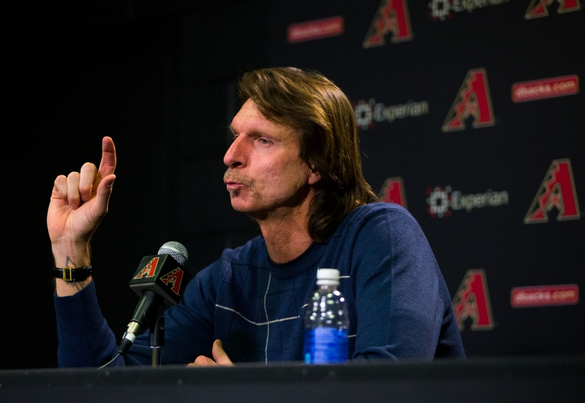 an analysis of randy johnson and diamondbacks organization Phoenix — the arizona diamondbacks announced the 2015 promotional schedule, highlighted by the retirement of randy johnson's no 51 and bobblehead giveaway in 2015 d-backs mini-plans will go.